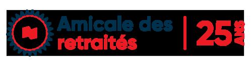 Amicale des Retraités BNC Logo