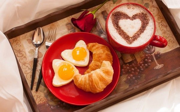 déjeuner St_valentin
